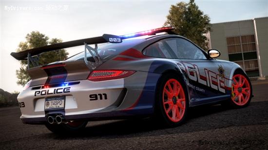 极品飞车 热力追踪 全部赛车集中图赏高清图片
