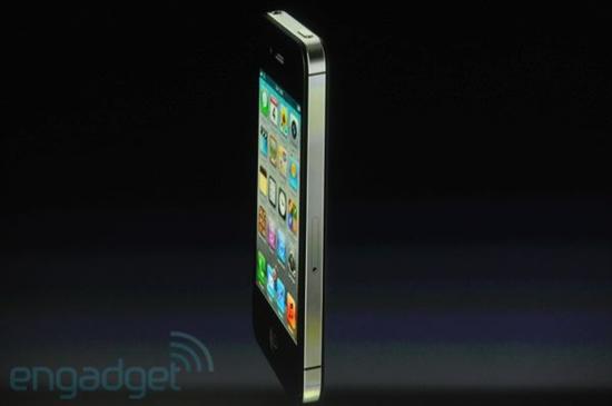 2:00 天线设计更新.iPhone 4S的边框天线可以在两组天线中智能切换图片