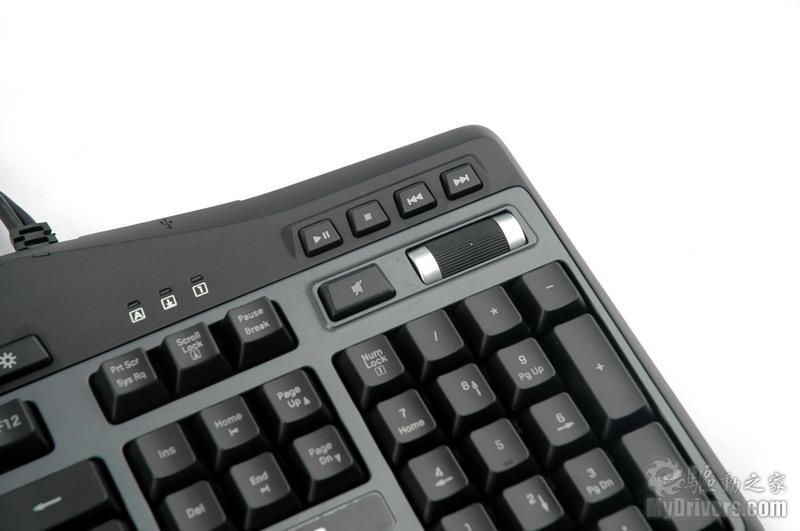 而mr键则是录制宏命令快捷键,可以为单个可编程按键快捷记录宏命令.