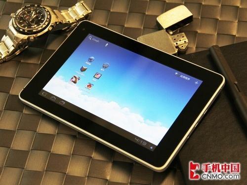七英寸3G王者 华为MediaPad平板评测