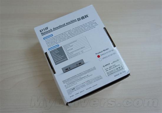 下片利器 Orico 6612网络下载机试用