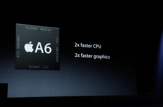 地球最快智能手机!iPhone 5(A6)性能测试
