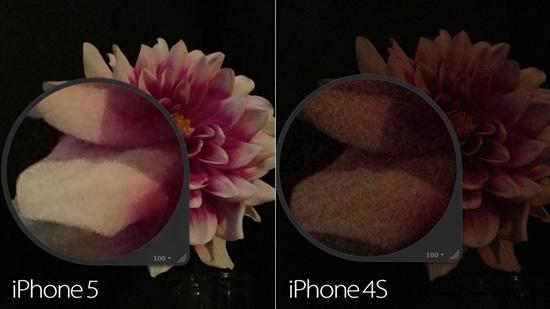 手机拍照大战:iPhone 5真的最好么?