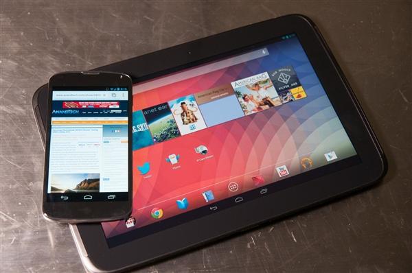 ARM Mali-T604 GPU首秀:Nexus 4/10性能预览