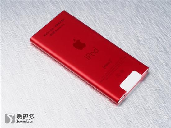 第七代iPod nano评测报告:最炫复古风