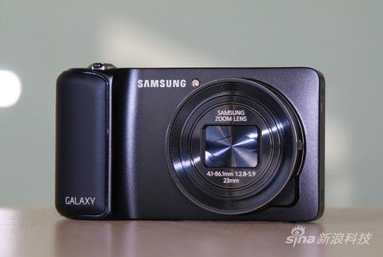 收发短息/网络通话 三星安卓4.1相机评测