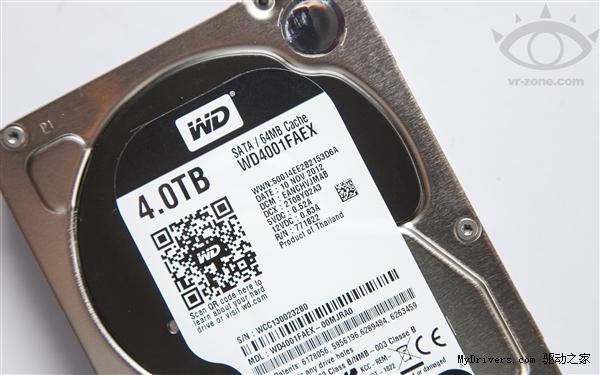 西数4TB黑盘实测:比日立的差很多啊