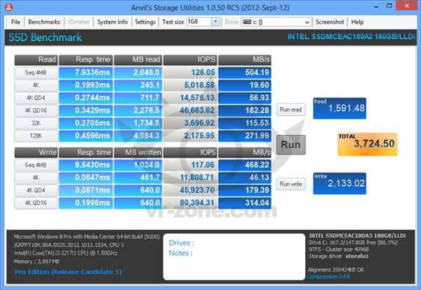 mSATA固态硬盘新兵:Intel SSD 525小测