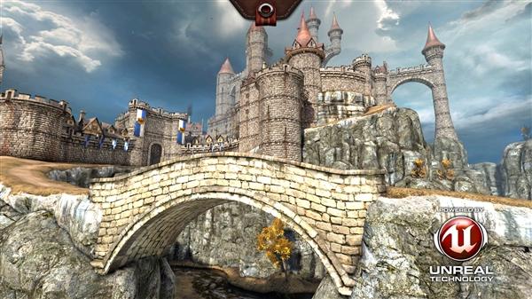 漫步安卓:Epic虚幻引擎《史诗城堡》实测