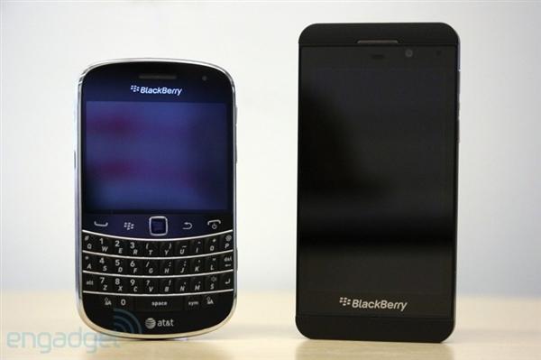 黑莓Z10详尽评测:喜欢 但不会爱
