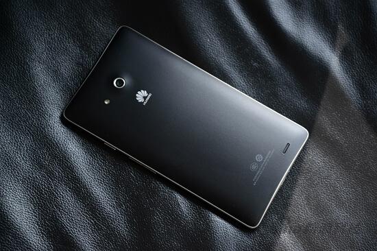 6.1寸巨屏手机 华为Ascend Mate评测