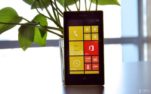 超低价WP8 诺基亚Lumia 520评测