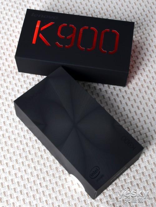 首款Intel双核手机:联想K900详尽评测