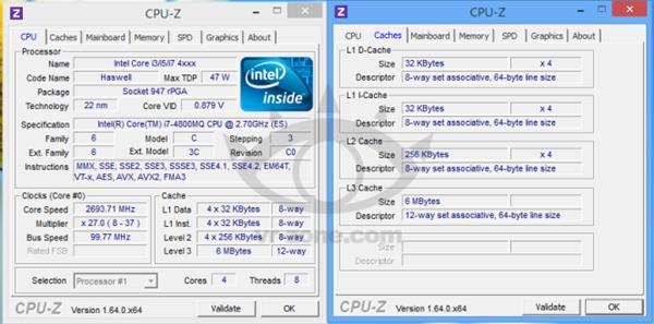 NDA算个啥?Haswell i7-4800MQ性能实测