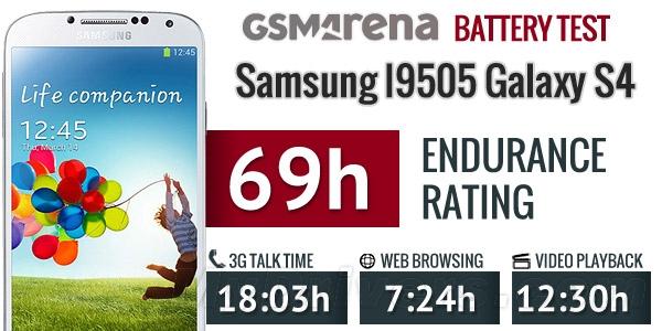 八核版Galaxy S4续航测试:高通又赢了