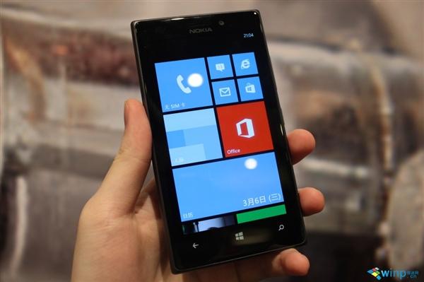 最好的WP8:诺基亚Lumia 925国行版评测