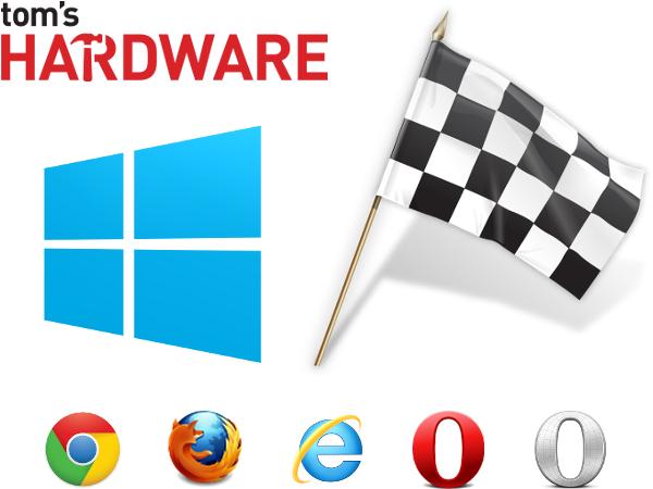 最新浏览器大战:Firefox/Chrome谁称王?