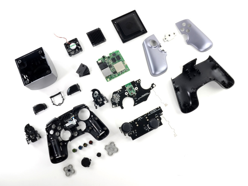 安卓专业游戏机OUYA完全拆解