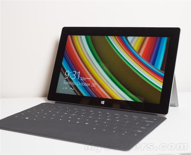Surface 2评测:坚硬件很好 绵软件很挫