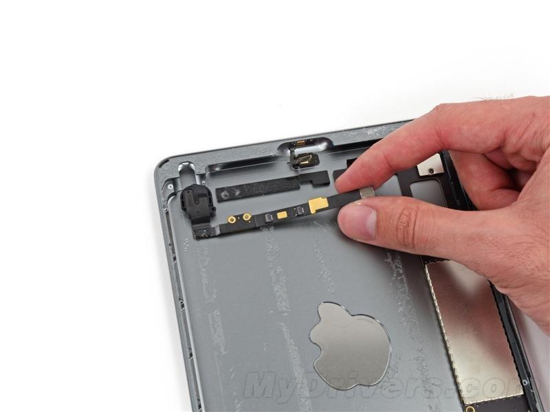 iPad mini 2拆卸松探秘:苹实太坑爹了!