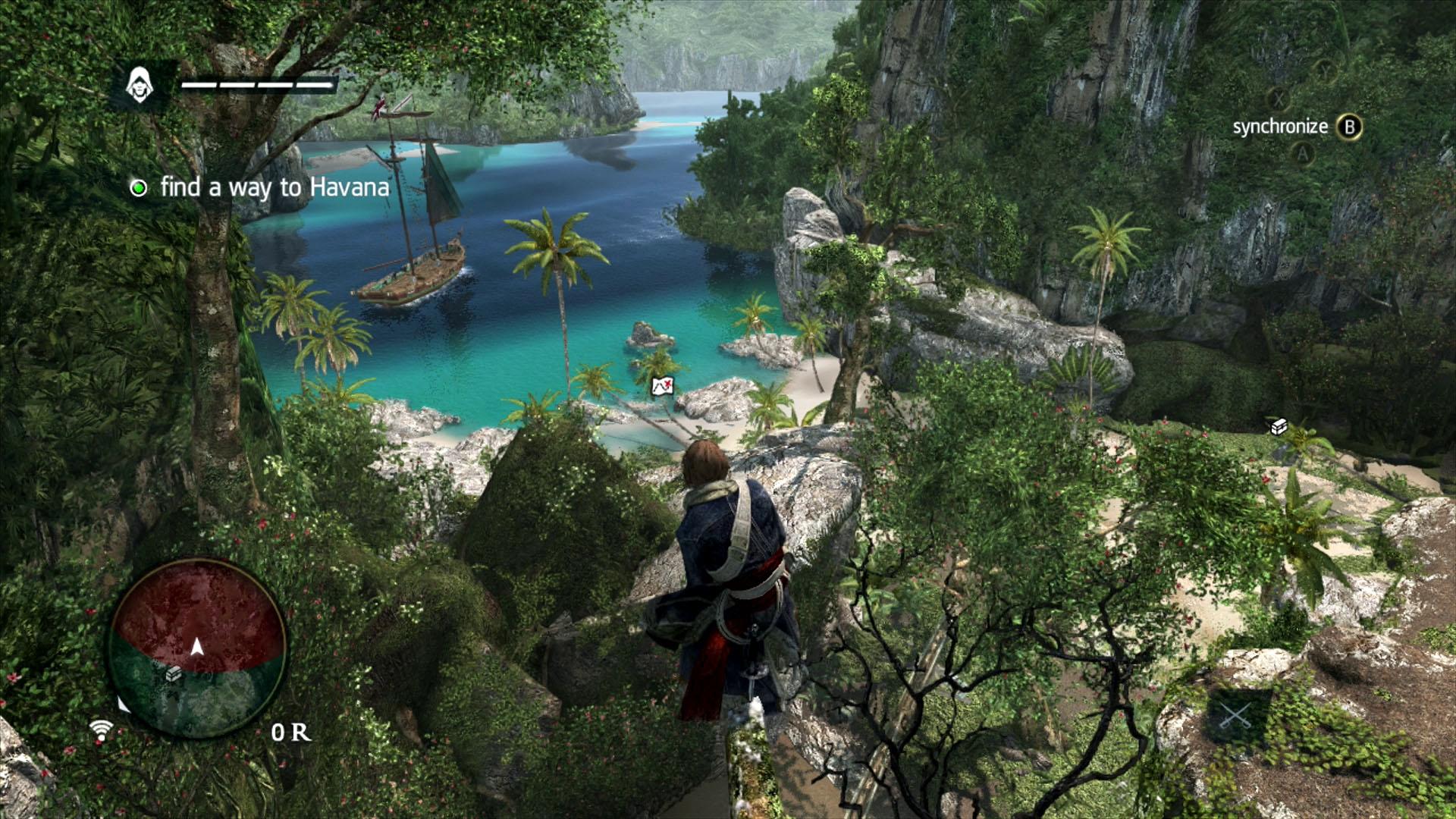 游戏中的人物和枪支上得到很好的体现之外,在对于环境真实性的塑造图片