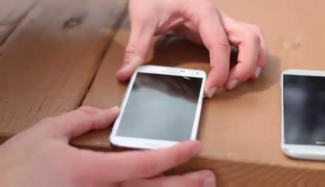 iPhone 5S/Galaxy S5/HTC M8谁更耐摔?