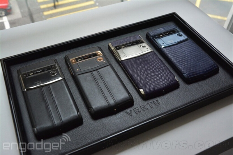 Vertu Signature Touch要价12万超奢华手机体验的照片 - 8