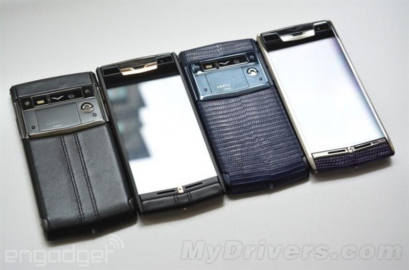 Vertu Signature Touch要价12万超奢华手机体验的照片 - 12