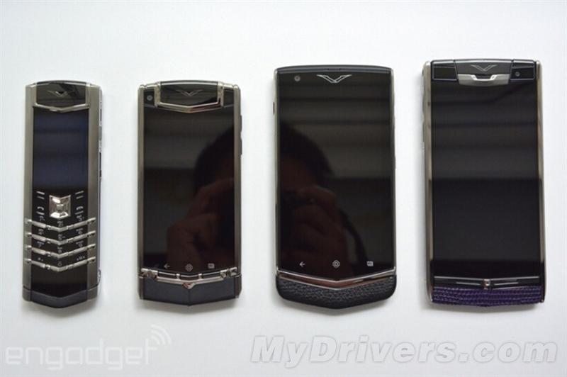 Vertu Signature Touch要价12万超奢华手机体验的照片 - 11