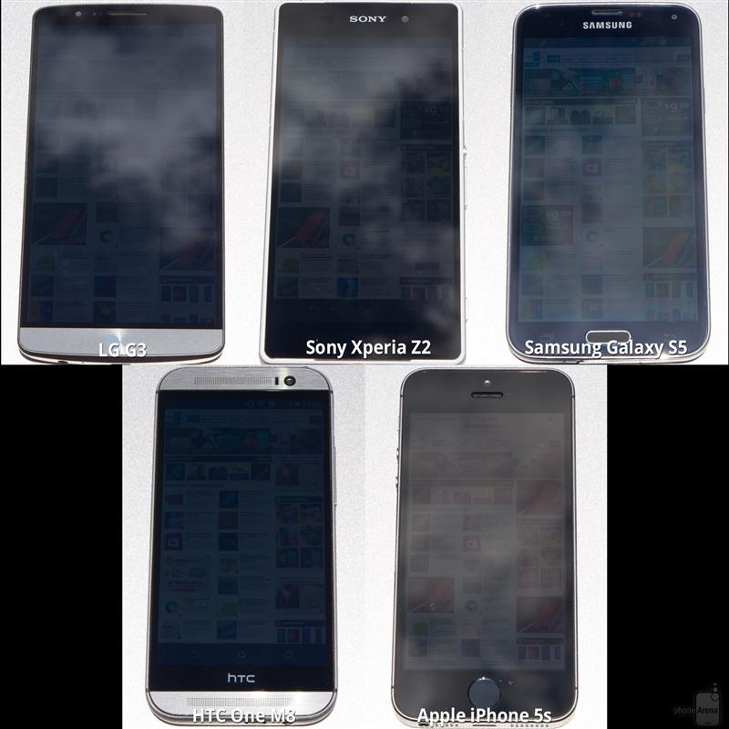 五大旗舰手机屏幕比拼 究竟谁才是第一?的照片 - 3
