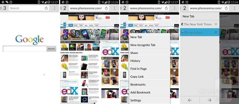 评测:十大浏览器混战Android平台 谁最棒?的照片 - 11