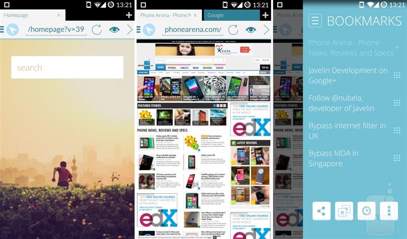 评测:十大浏览器混战Android平台 谁最棒?的照片 - 8