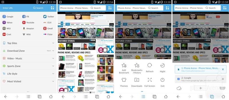 评测:十大浏览器混战Android平台 谁最棒?的照片 - 6