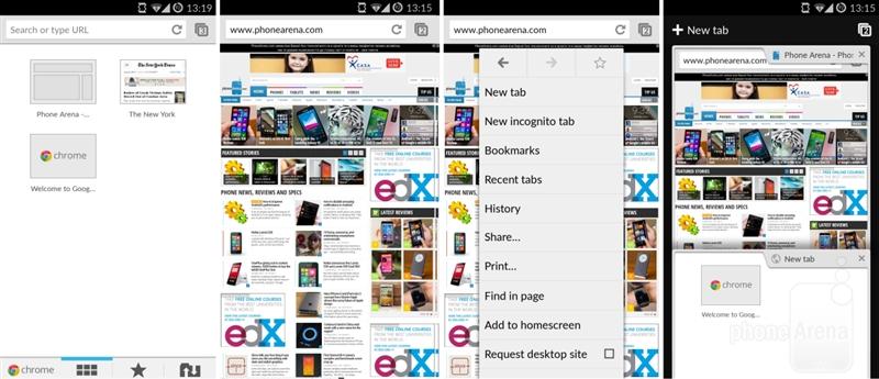 评测:十大浏览器混战Android平台 谁最棒?的照片 - 2