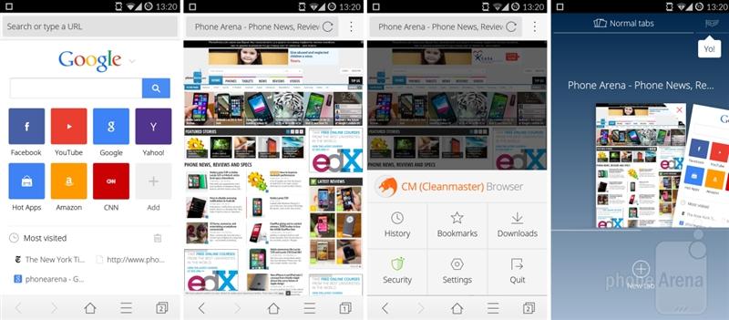 评测:十大浏览器混战Android平台 谁最棒?的照片 - 7