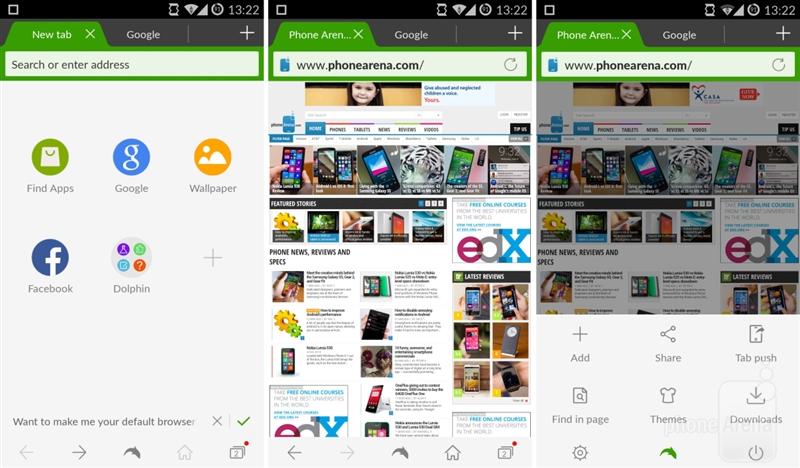 评测:十大浏览器混战Android平台 谁最棒?的照片 - 5