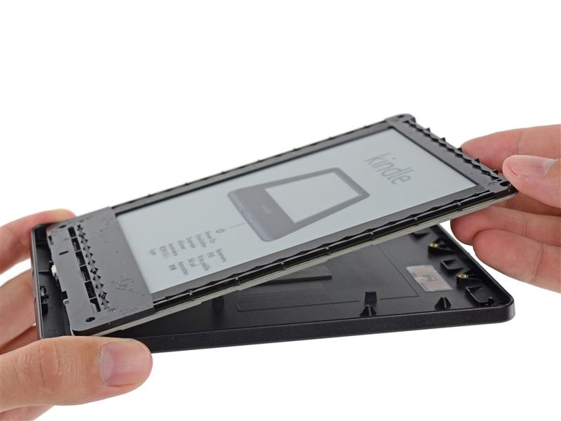 亚马逊第七代Kindle完全拆解:神奇的触摸