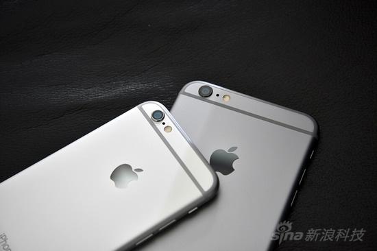 iPhone 6/6 Plus行货版试用体验评测的照片 - 9