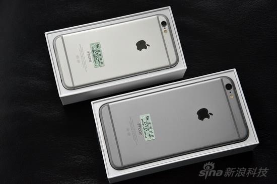 iPhone 6/6 Plus行货版试用体验评测的照片 - 2