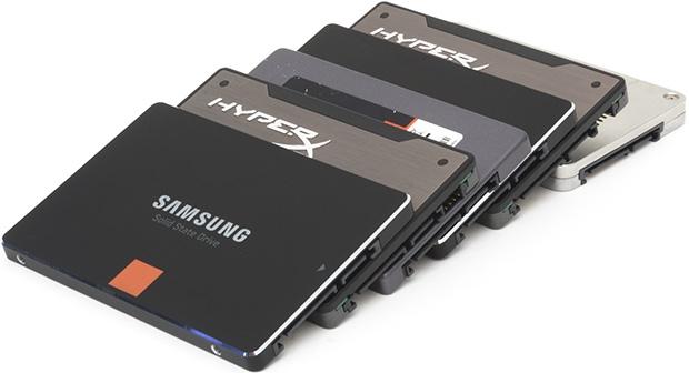 固态硬盘连续不停地写入2500TB数据:终于……挂了!的照片 - 15