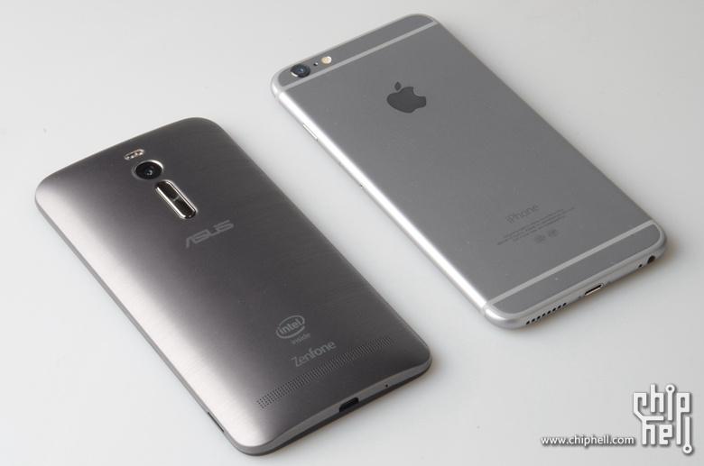 4GB内存爽死了!华硕ZenFone 2最深度评测的照片 - 43
