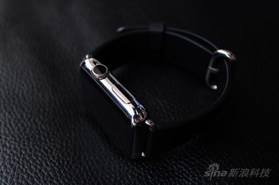 Apple Watch全球首发评测:续航到底咋样?的照片 - 5