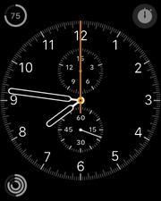 Apple Watch全球首发评测:续航到底咋样?的照片 - 26
