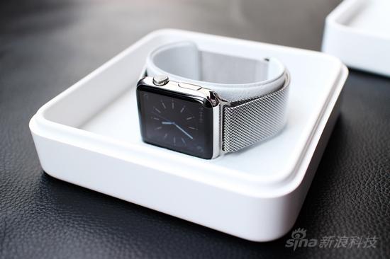 Apple Watch全球首发评测:续航到底咋样?的照片 - 3