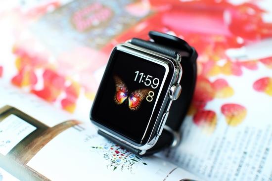 Apple Watch全球首发评测:续航到底咋样?的照片 - 1