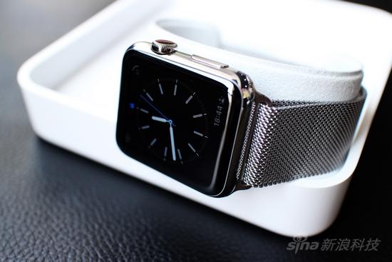 Apple Watch全球首发评测:续航到底咋样?的照片 - 7