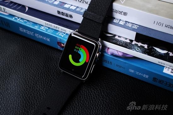 Apple Watch全球首发评测:续航到底咋样?的照片 - 27