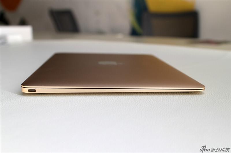 苹果12寸Retina视网膜屏新MacBook评测的照片 - 7