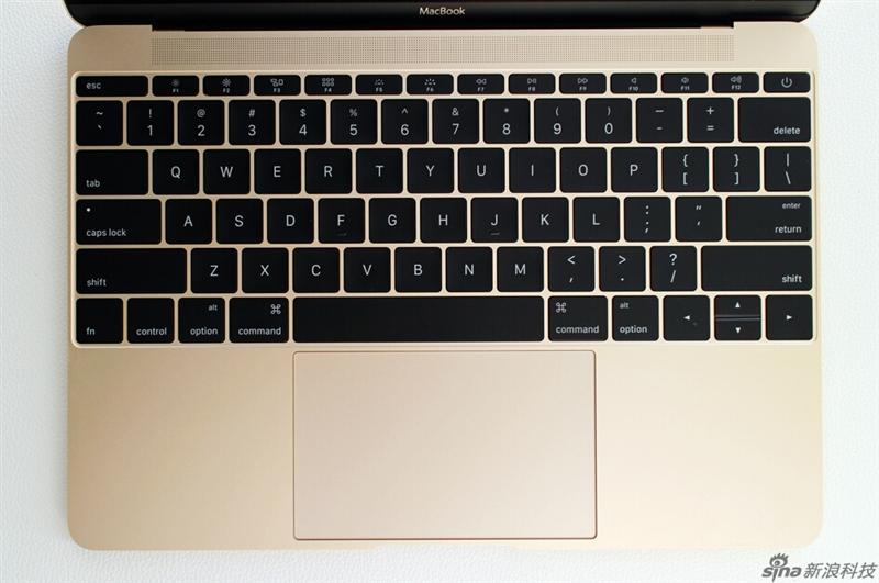 苹果12寸Retina视网膜屏新MacBook评测的照片 - 2