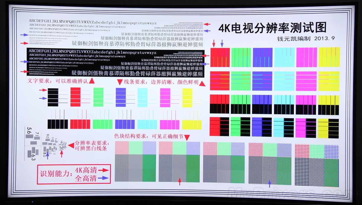 4k电视坏点测试图片_4k电视屏幕测试图片_4k电视机屏幕测试图片
